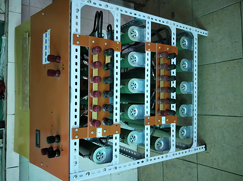 Power battery 500A load cabinet