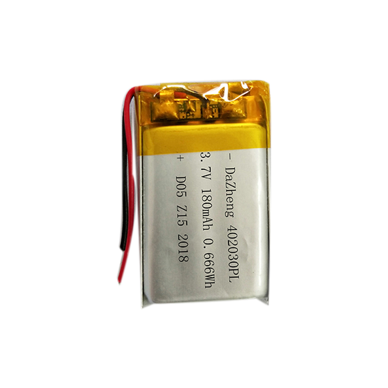 Polymer lithium battery factory