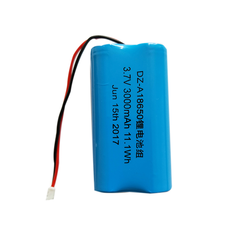 18650 lithium battery pack