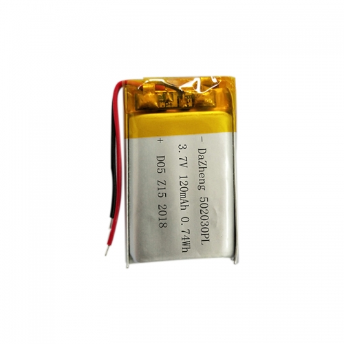 Polymer lithium battery