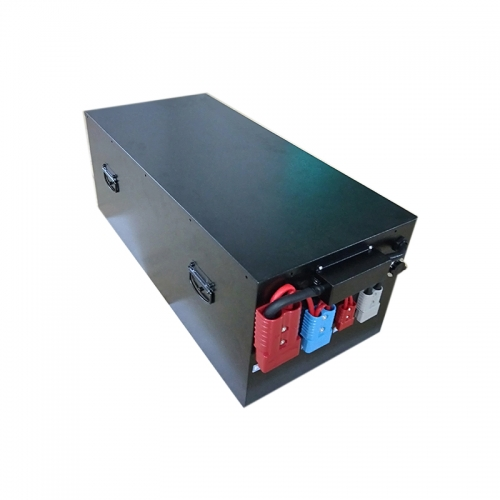 Lithium ferrite battery